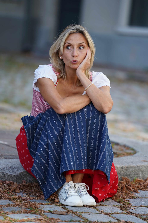 Carola Bambas — Schauspielerin und Geschichtenerzählerin