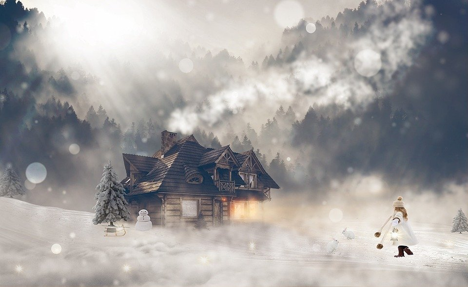 Winterzauber-Geschichten in der Staaden Zeit