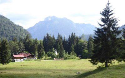 Seminar für Frauen in den bayerischen Alpen