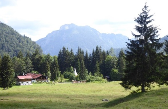 Auszeit für Frauen in den bayerischen Alpen